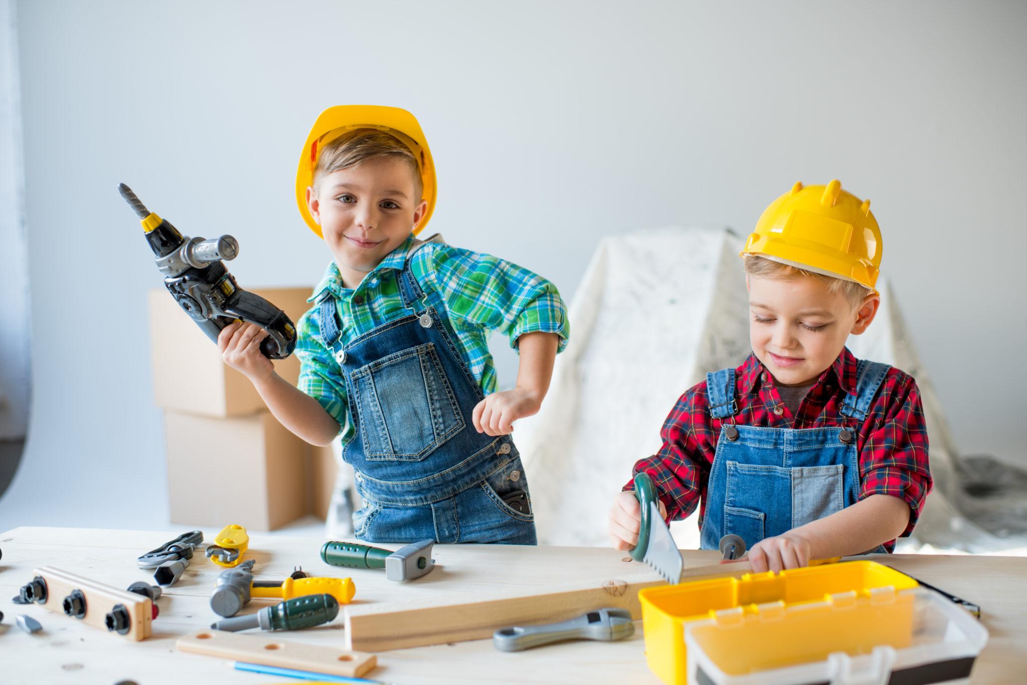 Kinder Werkzeug ab 3 Jahren
