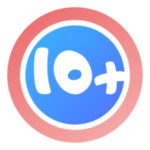 Symbol ab 10 Jahren