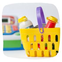 Kinder Kaufladen Zubehör