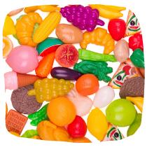Kinderküchen Zubehör Lebensmittel