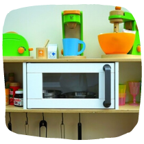 Kinderküchen Zubehör