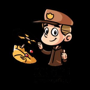 Kleine Lokomotivführer