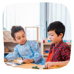 Lernspiele für Kinder ab 5 Jahren
