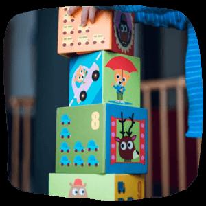 Baukasten für Kleine