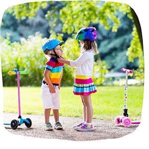 Die besten Roller für Kinder ab 5 Jahren