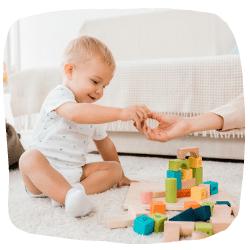 Baby Steckwürfel