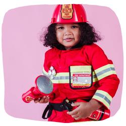 Feuerwehrausrüstung Kinder